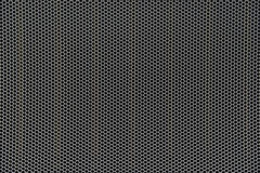 Circle grid seamless pattern with small cell. Stock Image