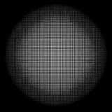 Circle Halftone Royalty Free Stock Photos
