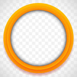 Circle icon. Colorful icon background. Abstract lens element vector illustration