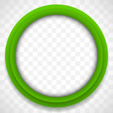 Circle icon. Colorful icon background. Abstract lens element royalty free illustration