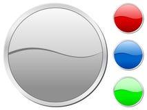 Circle icons Stock Photo
