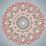 Circle Lace Ornament Royalty Free Stock Image