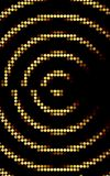 Circle light royalty free stock photography
