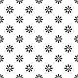 Circle loading, 23 percent pattern, simple style Royalty Free Stock Photos