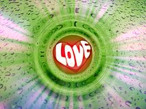 Circle of love Royalty Free Stock Image