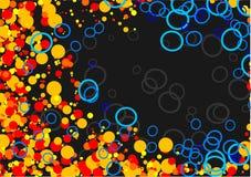 Circle mania Royalty Free Stock Images