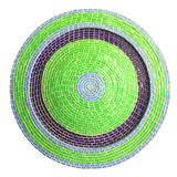 Circle mosaic. Royalty Free Stock Images