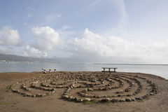 Free Circle Of Stones Stock Photo - 18085310