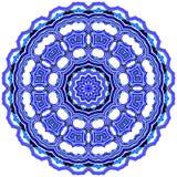 Circle ornament. Stock Image