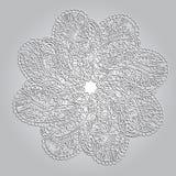 Circle ornament mandala Royalty Free Stock Images