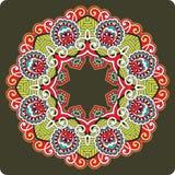 Circle ornament Royalty Free Stock Photography