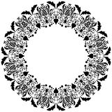 Circle ornament. Royalty Free Stock Photography
