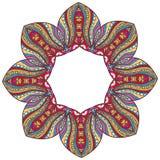 Circle Ornament Stock Photography