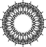 Circle ornament Stock Image