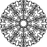 Circle ornament Royalty Free Stock Photos
