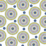 Circle pattern Royalty Free Stock Images