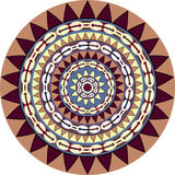 Circle pattern Royalty Free Stock Photography