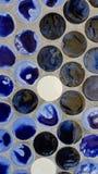 Circle pattern. Amazing circle pattern in milan stock photography