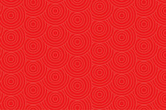 Circle pattern, background  illustration Stock Image