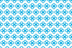 Circle pattern, background  illustration Royalty Free Stock Photos