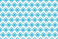 Circle pattern, background  illustration Royalty Free Stock Photos