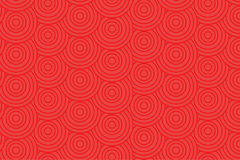Circle pattern, background  illustration Royalty Free Stock Photography