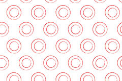 Circle pattern, background vector illustration Stock Photos