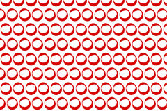 Circle pattern, background vector illustration Royalty Free Stock Image