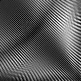 Circle pattern with dynamic, irregular lines. Geometric circular Royalty Free Stock Images