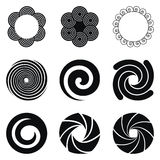 Circle pattern Stock Images