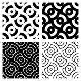 Circle Patterns royalty free stock image