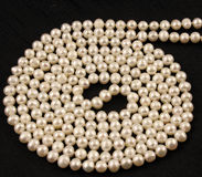 Circle of Pearls Stock Images