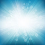 Circle Rays Background Royalty Free Stock Images
