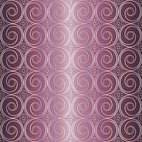 Circle retro pattern Royalty Free Stock Photo