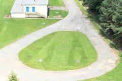 Circle road Stock Image