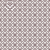 Circle seamless pattern Stock Photos