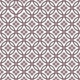 Circle seamless pattern Stock Photos