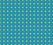 Circle-Seamless-Pattern-002 Imagen de archivo