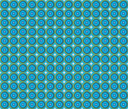 Shield Pattern Stock Image
