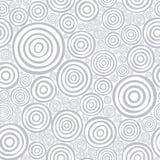 Circle seamless pattern Stock Photography