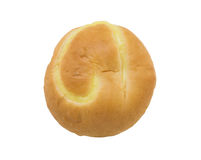 Circle shaped bread Royalty Free Stock Photo