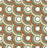 Circle spiral pattern background Stock Photos