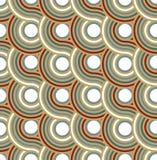 Circle Spiral Pattern Background Stock Photos