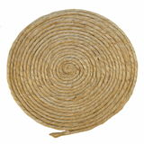 Circle spiral string for background texture Royalty Free Stock Images