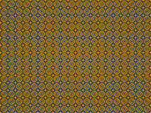 Circle And Square  pattern 3D rendering Stock Photos