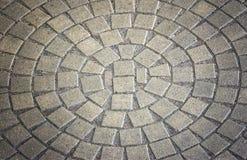 Circle of stones Stock Photo
