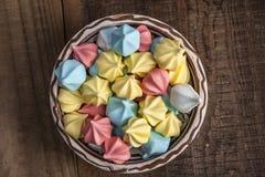 Circle Of Sweets Stock Photo