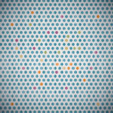 Circle Textile Background Stock Images