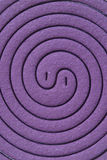 Circle texture. Purple circle pattern from the mosquito Royalty Free Stock Photo