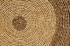 Circle with texture. Natural circular texture, Handmade with beautiful design Royalty Free Stock Images